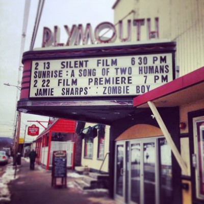 Plymouth Marquee
