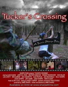Tucker's Crossing Poster
